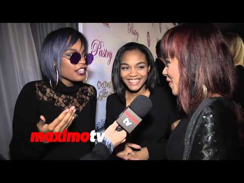 McClain Interview at Coco Jones Sweet 16 Birthday Party Celebration
