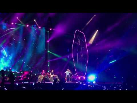Coldplay - A Sky Full Of Stars live@San Siro (Milano) - 3 Luglio 2017 [HD]