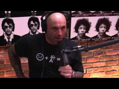 Joe Rogan Studio Mugshots Explained