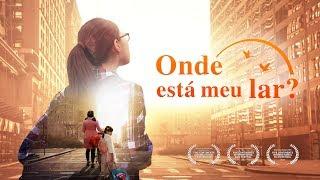 """Deus me deu uma família feliz """"Onde está meu lar"""" Melhor filme gospel 2018 dublado (Trailer)"""