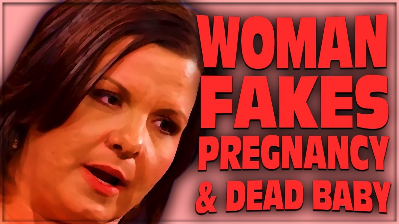 AMIE THE FAKE PREGNANCY WOMAN FROM DR PHIL