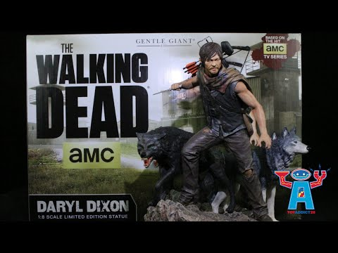 The Walking Dead Daryl Dixon 1:6 Scale Statue By Gentle Giant