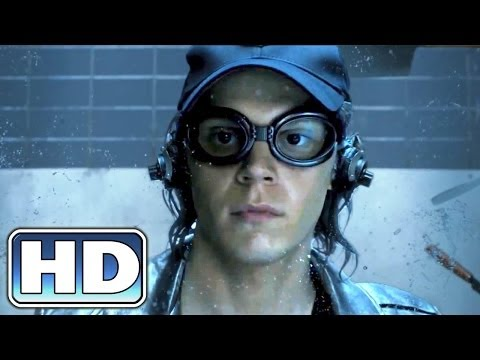 Meet QUICKSILVER | X-MEN DAYS OF FUTURE PAST Character
