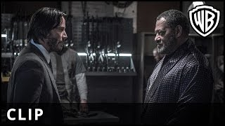 "John Wick: Chapter 2 – ""Gun"" Clip - Warner Bros. UK"