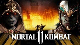 Mortal Kombat 11 - Kollector Vs Kotal Kahn (Very Hard)