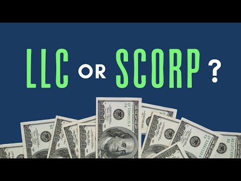 The Difference Between An LLC And S Corp | Mark J Kohler | 2019