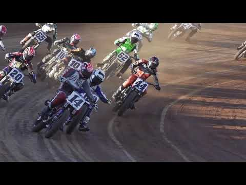 American Flat Track Returns To Dixie Speedway On April 7