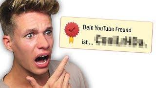Mein YouTube Freund