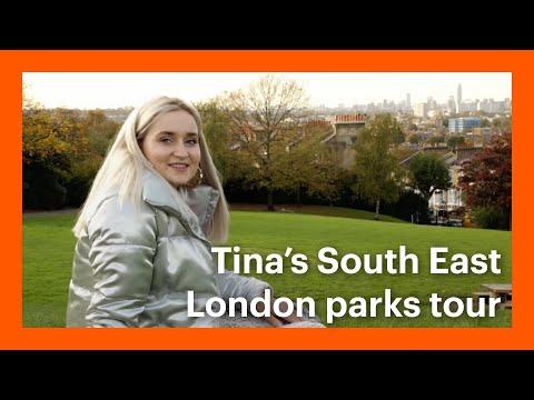 Tina's South East London Parks Tour