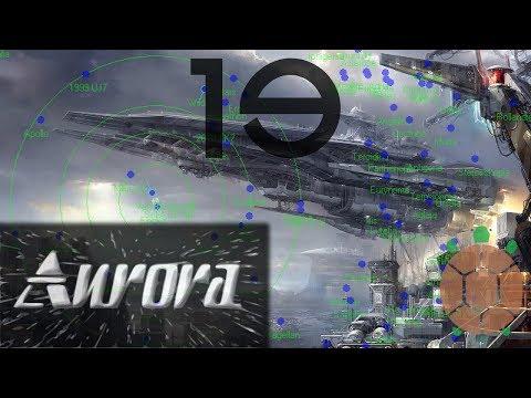 Aurora 4X - Star Trek RP - 19 - Washington Class + Revisions