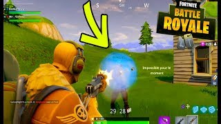 TIR ALLIER DESACTIVER - GLITCH PATCHER - BANNISSEMENT! FORTNITE BATTLE ROYALE