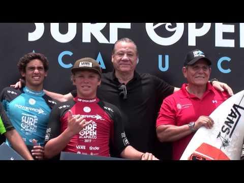 5º SURF OPEN ACAPULCO 2017