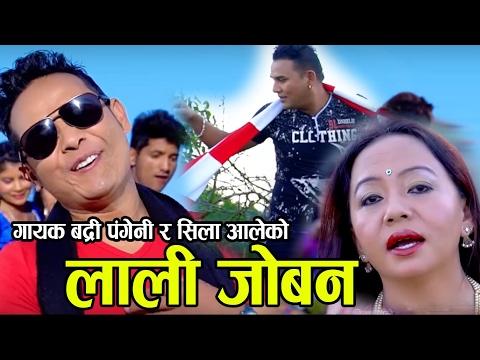 Badri Pangeni & Shila Ale Lali Joban लाली जोबन || Full Video || New Dohori Song 2073