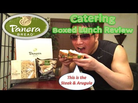 Panera Bread Catering Boxed Lunch Review  sc 1 st  YouTube & Panera Bread Catering Boxed Lunch Review - YouTube Aboutintivar.Com
