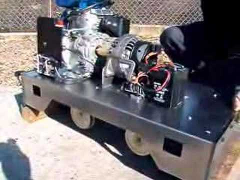 Ruston 2 7 1 4 Quot Gauge From Maxitrak Petrol Generator Youtube