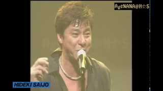 HIDEKI SAIJO LIVE2000 眠れぬ夜