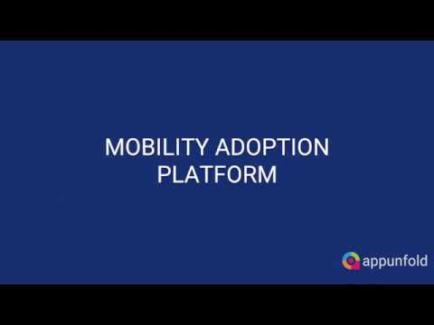 Appunfold Product Demo