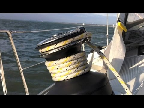 How To Use a Marine Winch By Lewmar