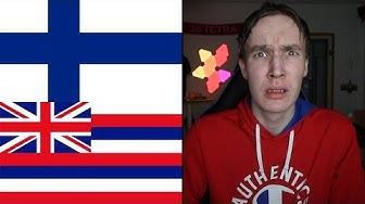Tunnistatko kaikkia lippuja?