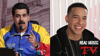 Presidente Maduro Le Responde A Daddy Yankee Y Luis Fonsi l Nicky Jam Anuncia Junte Con Drake Y Más thumbnail