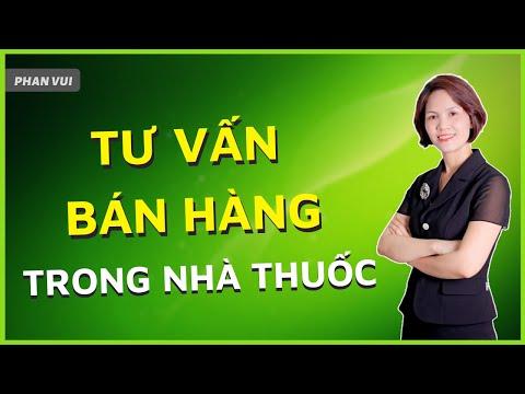 Phan Vui   TƯ VẤN BÁN HÀNG TRONG NHÀ THUỐC