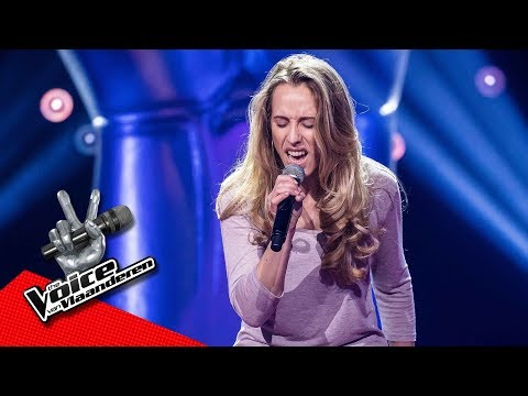 Lies zingt 'Way Down We Go' | Blind Audition | The Voice van Vlaanderen | VTM