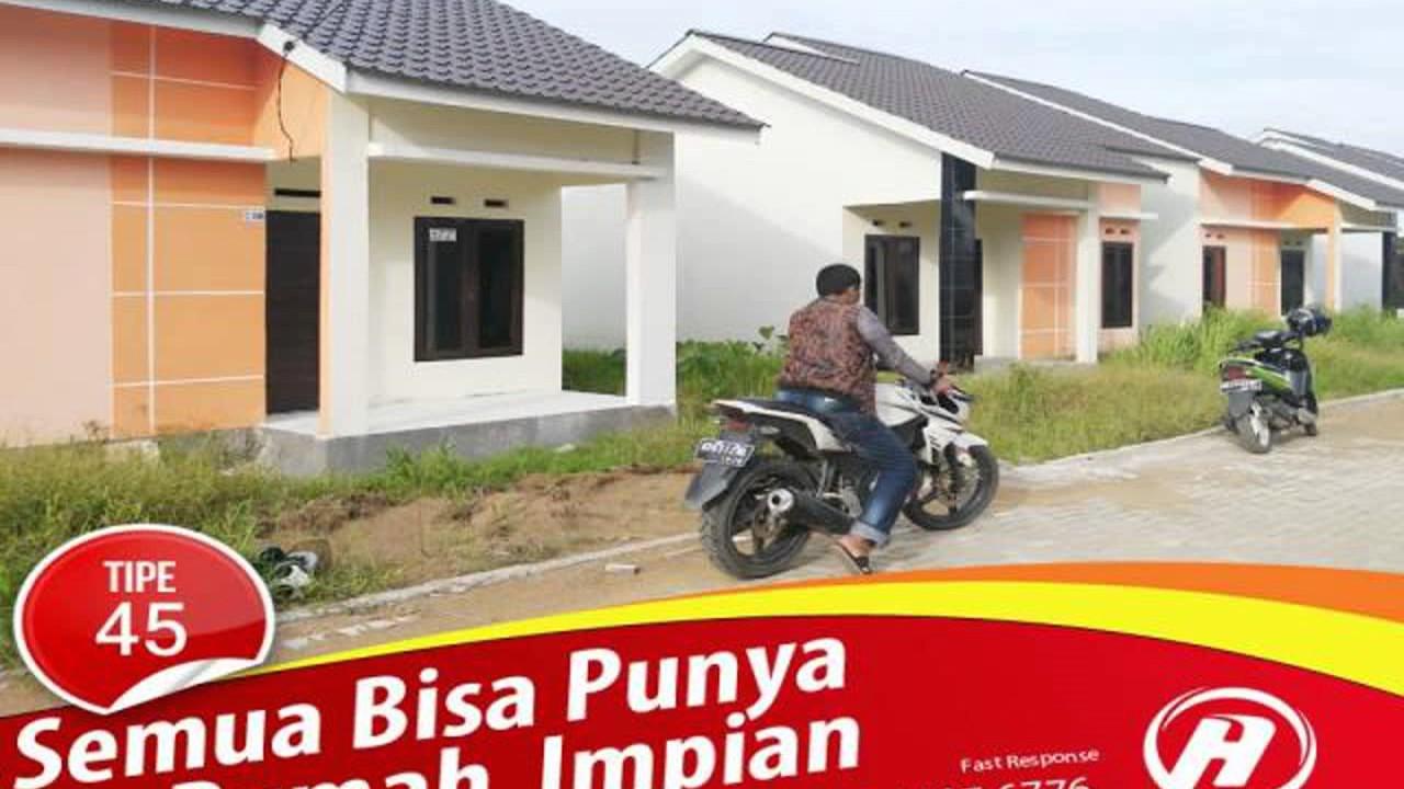 WA 0853 4897 6776, Perumahan Permata Hidayah, kredit rumah ...