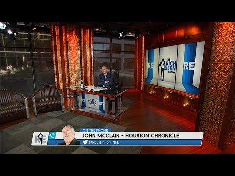 John McClain of The Houston Chronicle on Arian Foster Injury & Ray Rice - 8/5/15