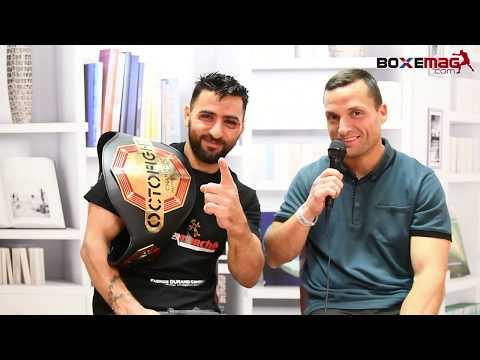 Araik MARGARIAN - Sa victoire sur Damien PELTIER, son come-back, la légalisation du MMA en France