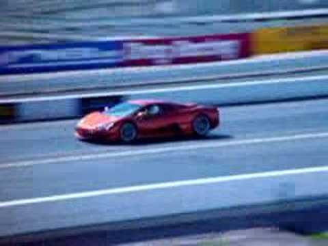 SSC Ultimate Aero Drag Racing (402 метра или 1/4 милли)