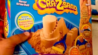 Cra-Z-Sand by Cra-Z-Art DELUXE PLAY SET