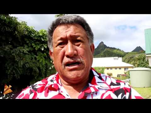 Cook Islands - PĀRAMANI ete KERETITIĀNO