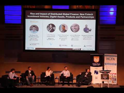 NCFA FFCON18:  Rise and impact of distributed global finance