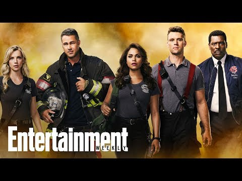 New Chicago Fire Posters Feature Jesse Spencer: Is Casey Alive?! | News Flash | Entertainment Weekly