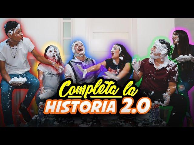 COMPLETA LA HISTORIA CHALLENGE (EXTREMO 🤢) JUKILOP