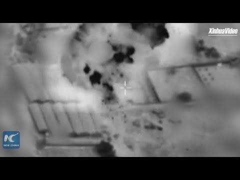 Israeli jets strike targets in Gaza after rockets fired