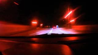 night time lapse gopro