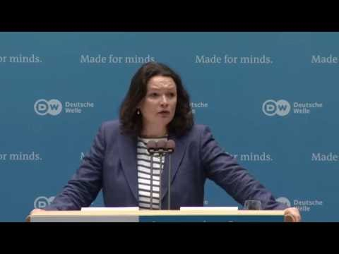 GMF2016 Keynote-Andrea Nahles
