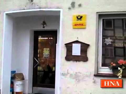 Kurzclip: Post an der Berliner Straße in Gimte bleibt
