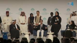 أجمل التجارب والمبادرات الشبابية في جلسة الشيخ منصور بن زايد (الجلسة كاملة)