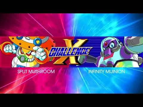 Mega Man X Legacy Collection X Challenge Vol. 1 Stage 7 Normal |