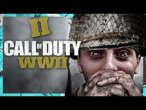 CAMPER in uccisione confermata!! - Call of Duty: World War II