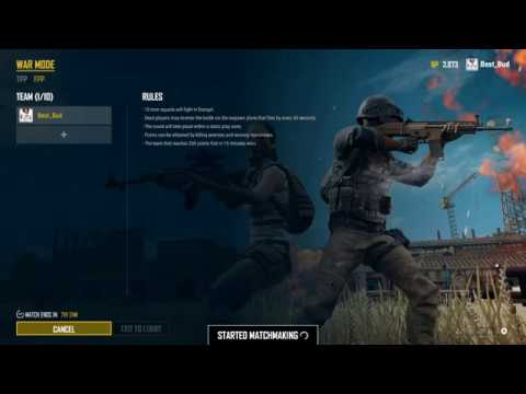 pubg pc started matchmaking how to tell she wants to hook up