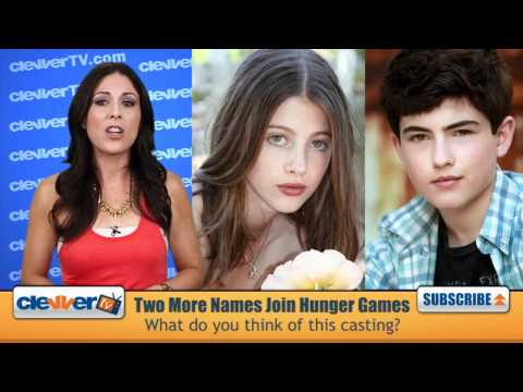 'The Hunger Games' Cast District 3 Tributes