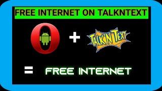 Gambar cover FREE INTERNET ON TNT SIM USING OPERAMINI HANDLER