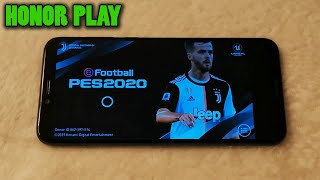 Honor Play - eFootball PES 2020 (Mobile) - Test