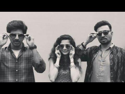 Image result for latest images of irfaan khan movie karwaan