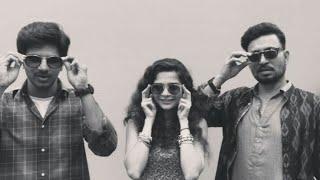Karwaan | dq upcoming movie|  dulquer salmaan's bollywood debut with irrfan khan , mithila palkar |