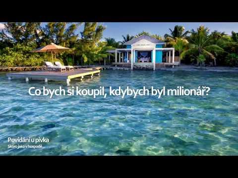 Chcete být milionářem? Takhle bych ty prachy utratil já...