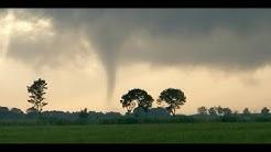 TORNADO 27.Juni + Wetterbericht bis 1.Juli für Ostfriesland
